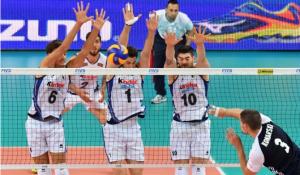 Una grande Polonia sconfigge l'Italia 3-1
