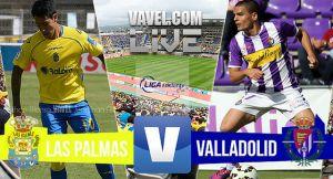 Resultado Las Palmas vs Real Valladolid en el playoff de ascenso a Primera (0-0)