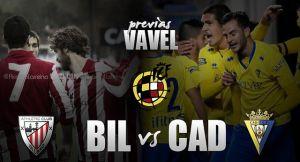 Bilbao Athletic - Cádiz CF: San Mamés, primer paso hacia la gloria