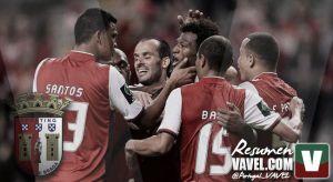 Sporting Braga 2014/15: los 'Gverreiros do Minho' vuelven a dar batalla
