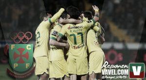 Paços Ferreira 2014/15: una temporada llena de sinsabores