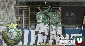 Vitória Setúbal 2014/15: Bonfim para la permanencia