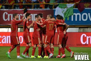 España ya conoce su camino a Rusia 2018