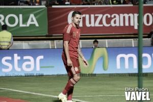 """Vitolo: """"Julen me ha dicho que juegue como en el Sevilla"""""""