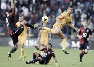 Genoa - Hellas, rossoblu alla ricerca del riscatto