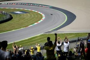 MotoGP - Il Mugello si prepara ad accogliere lo show del motomondiale