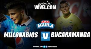 Previa Millonarios vs Bucaramanga: A por la semifinal