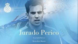 José Manuel Jurado, tercer fichaje blanquiazul