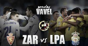 Zaragoza - Las Palmas: nueva cita por el ascenso