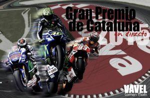 Resultado de la carrera de MotoGP del GP de Cataluña 2015