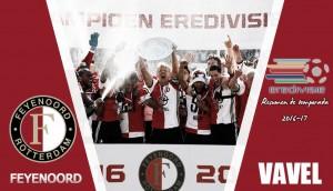 Resumen temporada 2016/17 Feyenoord: un año casi perfecto