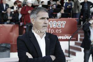 """Paco Herrera: """"Los jugadores están enchufados, lo vamos a conseguir"""""""