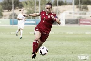 Paula Nicart se sube a la selección en sustitución de Corredera