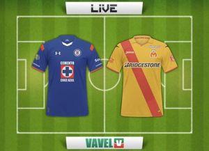 Cruz Azul vs Monarcas Morelia en vivo online