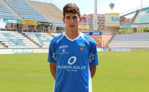 Pere Milla, nuevo jugador del Getafe B
