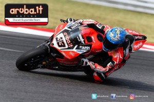 SBK, GP della Riviera Romagnola - Melandri trionfa in Gara2