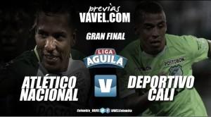 Atlético Nacional vs. Deportivo Cali: el último sorbo de la final