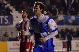 """Aníbal: """"Mi objetivo es jugar un playoff y subir con el Sabadell a Primera"""""""