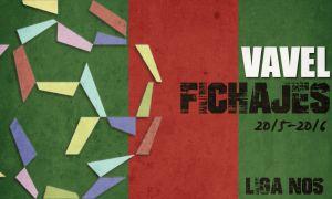 Mercado de fichajes de la Liga Portuguesa en vivo y en directo online temporada 2015/2016