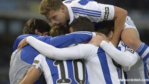 Real Sociedad - Sevilla: puntuaciones de la Real Sociedad, jornada 12 de Liga BBVA