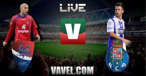 Gil Vicente vs FC Oporto en directo y en vivo online