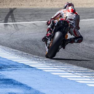 MotoGP, Jerez:quarta pole per Marquez