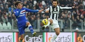 Juventus vs Sampdoria en vivo y en directo online