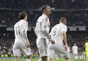 Benzema, Bale y Cristiano para poner rumbo a Berlín
