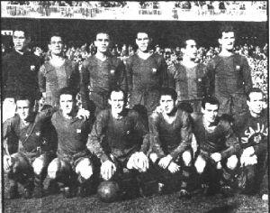 Serial Final Copa del Rey 1952/53: Barcelona es Tricampeón consecutivo