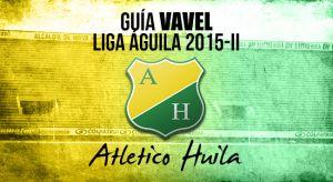 Guía VAVEL Liga Águila 2015-II: Atlético Huila