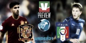 Euro Under21, Italia - Spagna: dubbio Caldara, assenze pesanti