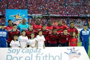 Medellín pierde varias piezas claves para enfrentar a Millonarios