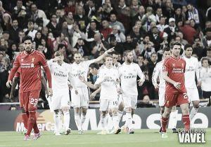 Al Madrid le sirve con lo puesto y ya mira a octavos