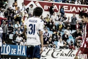 Vallejo, convocado por la sub-21 para enfrentarse a Georgia y Suecia
