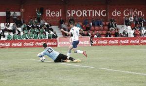 El zaragocista Álex Millán, también convocado con la Selección Española Sub-16