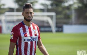 "Carrasco: ""Courtois me aconsejó venir al Atlético"""