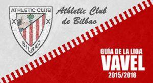 Athletic Club de Bilbao 2015/2016: una incógnita