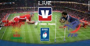 Live Tournoi VI Nations : le match Pays de Galles - France en direct
