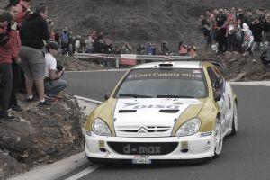 Repaso al 2014: Rally Islas Canarias