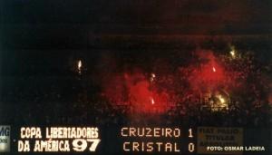 Libertadores 20 anos: jogadores do Cruzeiro eram experientes em ganhar títulos