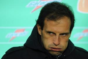The Little Pharaoh fails to save Allegri