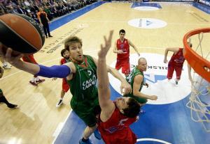 Caja Laboral - CSKA: todo o nada para forzar el quinto encuentro