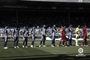 Deportivo Alavés, buen comienzo, con un equipo muy equilibrado