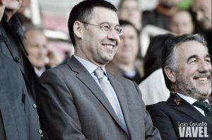 """Josep María Bartomeu: """"El Barça ha ganado los puntos por juego y oportunidades"""""""