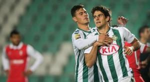 Vitória de Setúbal afasta Benfica e Braga da final-four