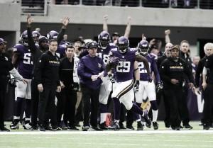 Minnesota Vikings snap their four-game losing streak with win against Arizona Cardinals