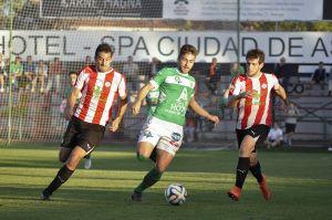 Atlético Astorga - Zamora: continúa la preparación