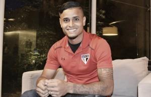 """Novo camisa 18 do São Paulo, Everton elogia clube e valoriza chance: """"Emoção grande"""""""