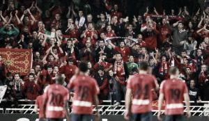 La afición de Osasuna viajará a Cornellà