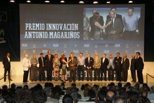Personalidades, fiesta y premios en la primera gran gala de homenaje a la cantera